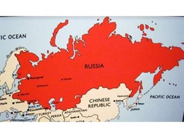 РФ придется забрать Украину и Белоруссию как Крым