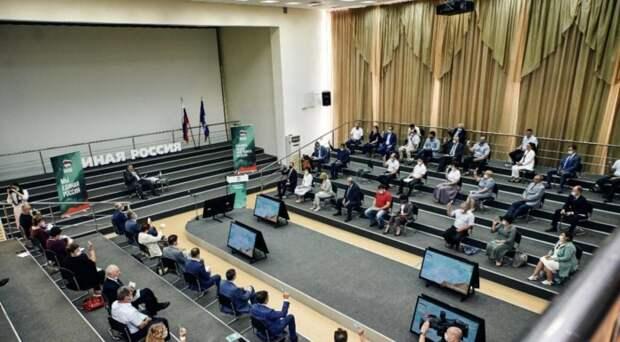 Андрей Жвачкин встал во главе списка ЕР на выборах в Законодательную Думу Томской области