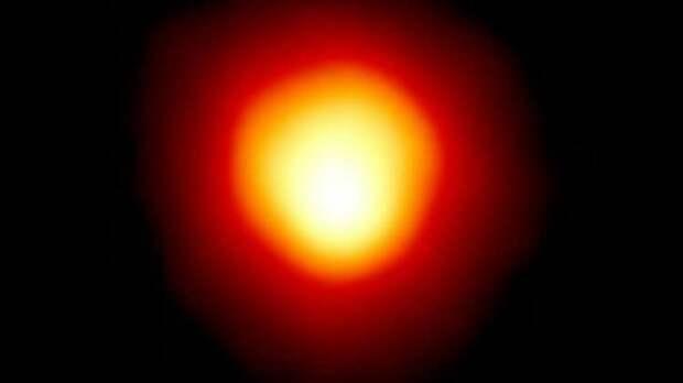 Сверхгигант Бетельгейзе может выступать источником частиц тёмной материи