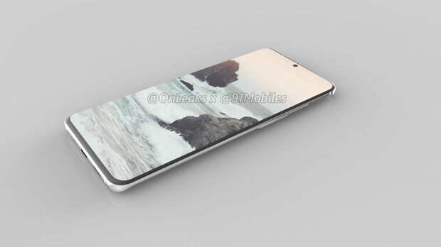 Вот как в действительности будет выглядеть Samsung Galaxy S11