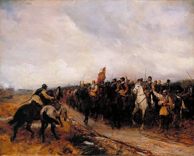 Английская бойня: кавалеры против круглоголовых