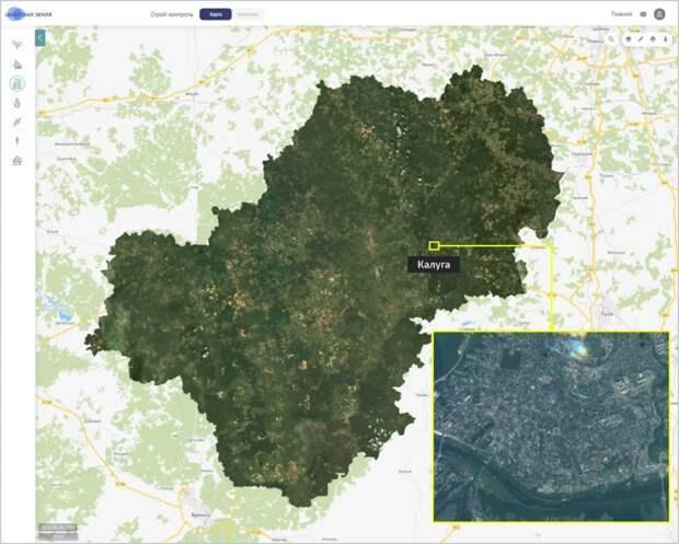 Технологии из Лефортова используются для космического мониторинга регионов