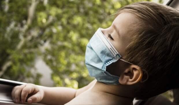 Стало известно, сколько детей сейчас болеют коронавирусом в Карелии