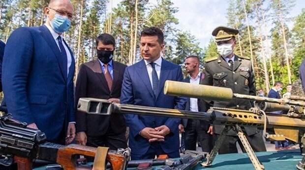 Зеленский тоже начал бредить победой над Россией