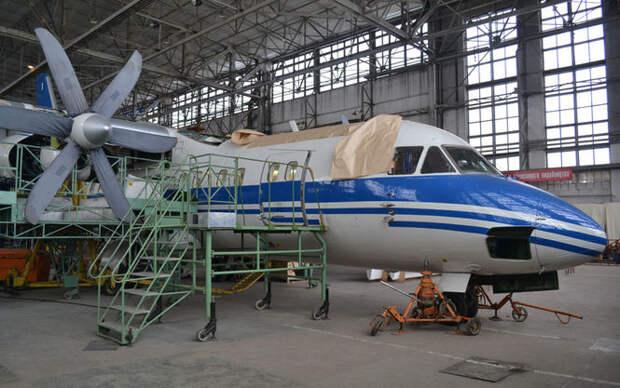 Обанкротившийся Харьковский авиазавод хотят реанимировать за 3 миллиарда