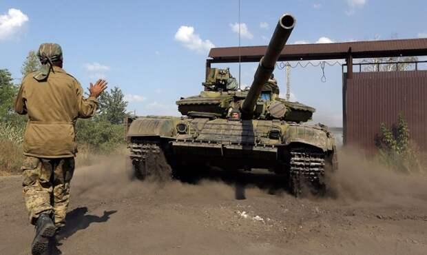 Ополчение ДНР заявило о новых убитых силовиках и отобранной технике