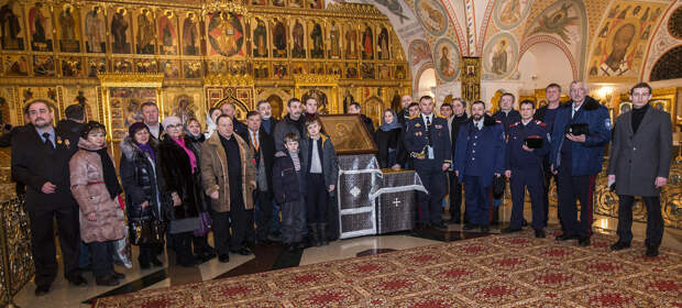 В Крым передадут восстановленную и освященную в Москве Икону Пресвятой Богородицы 10
