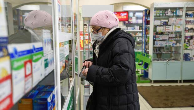 Продажу медицинских масок в одни руки могут ограничить в Подмосковье