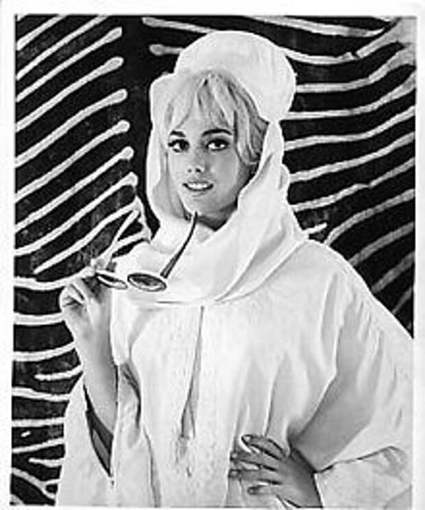 Секс-символ 70-ых Линда Харрисон.