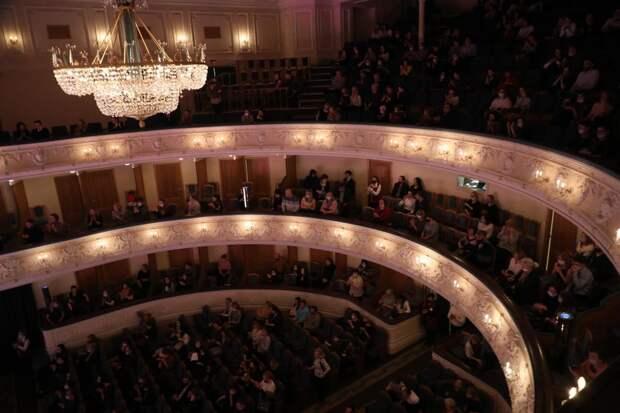 ВНижнем Новгороде впервые прошла акция «Ночь театров»