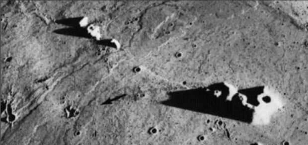 Эти загадочные жители Луны...!