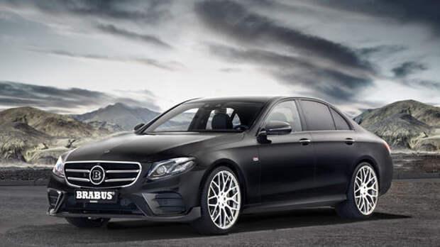 Легкие стероиды: Brabus накачивает новый Mercedes-Benz E-класса