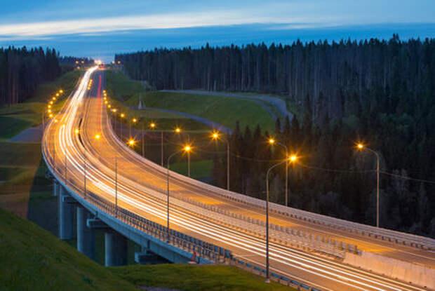 Смена статуса: часть региональных дорог превратят в федеральные
