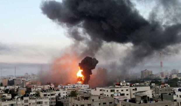 Врезультате ударов Израиля посектору Газа погибли 139 палестинцев