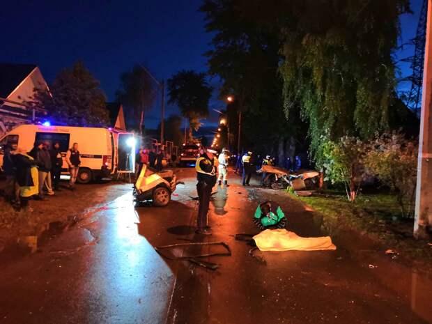 Лишенный прав водитель «девятки» в Ижевске погубил пассажира