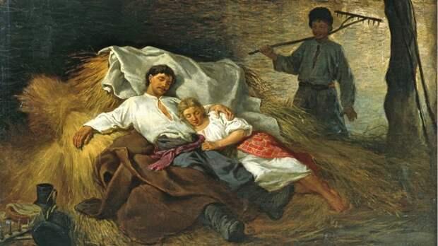 Секс на Руси: как славяне любви предавались Русы, жизнь, истории, история, славяне