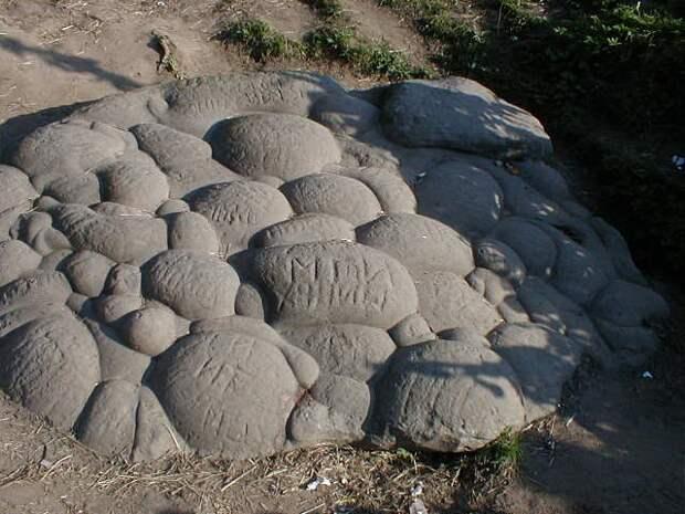 1 Девий камень Чертова городка-