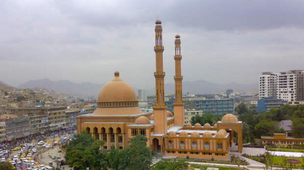 Мощный взрыв прогремел в мечети в Афганистане