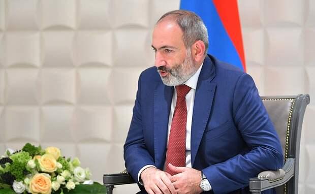 Пашинян направил соболезнования Путину после стрельбы в школе в Казани