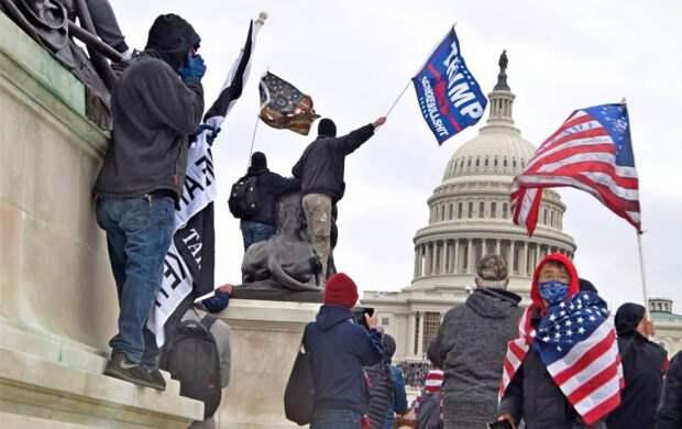 «Это будет геополитическая катастрофа» – эксперт сравнил распад СССР с грядущим развалом США
