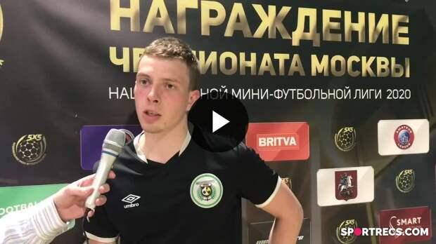 "Антон Шерстнев ""Уран"" (интервью)"