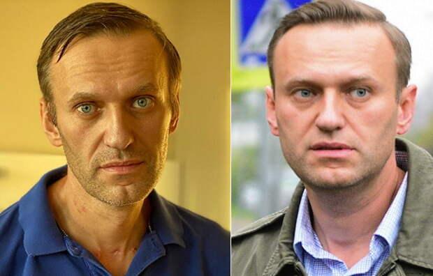 Шпионская история: в Германии – не Навальный, а его двойник