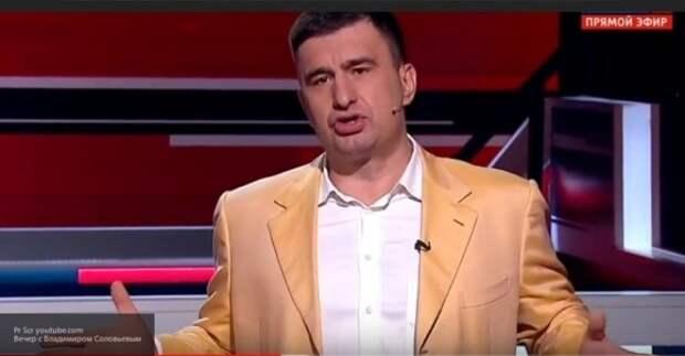 Депутат Рады Марков: решение вопроса Украины возможно только силовым путем