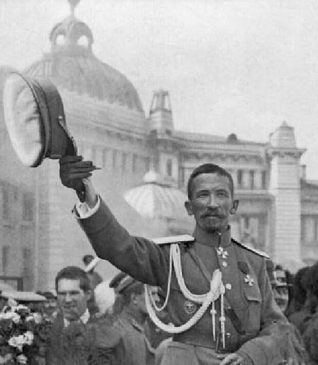 Корниловский мятеж: побуждение к диктатуре