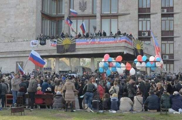 Донбасс и Украина: «небратья» навсегда
