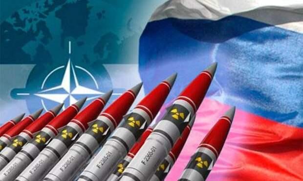 Ядерные ракеты НАТО против России