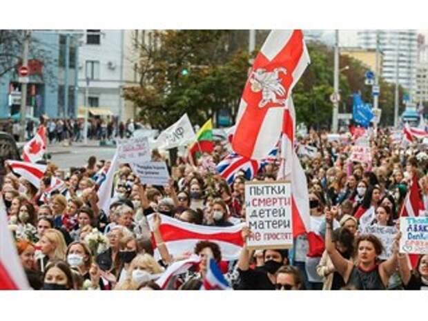 Деньги на переворот в Белоруссии уже закончились