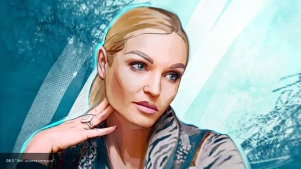 Волочкова сняла клип на песню Пугачевой из «Иронии судьбы»
