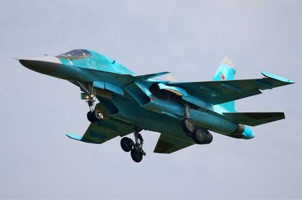Российские истребители перехватили американские В-52Н над Беринговым морем