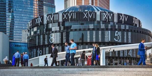 Москва стала лидером по привлекательности инвестиций в рейтинге АСИ / Фото: mos.ru