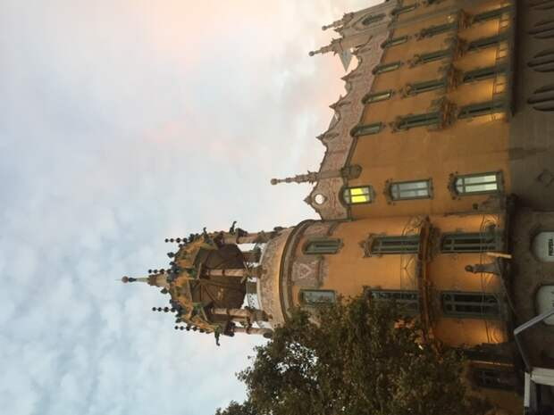 Барселона. Испания. Часть 19