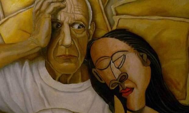 Как Пикассо украл Джоконду