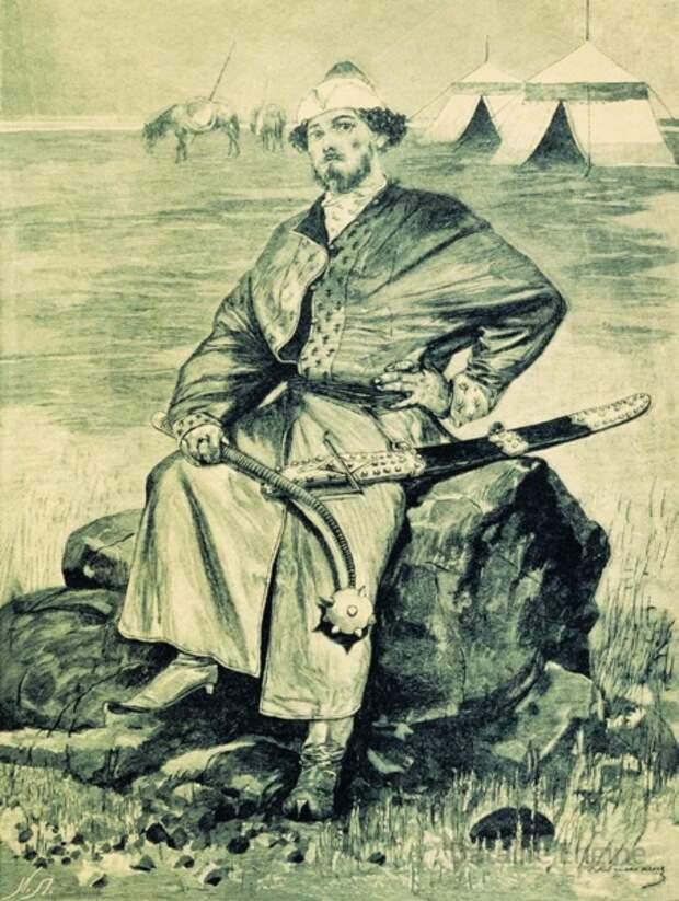 Русский богатырь Алёша Попович. Его реальный исторический прототип и совершённый подвиг