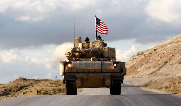 США перебрасывают новые силы в Дейр эз-Зор из Ирака