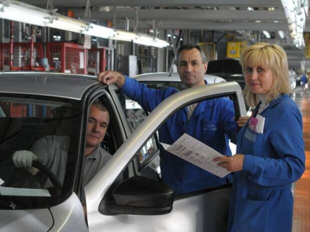 АВТОВАЗ решил выплатить рабочим премии по итогам 2014 года