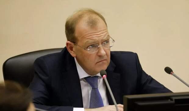 Замминистра энергетики РФпредъявили обвинение вмошенничестве