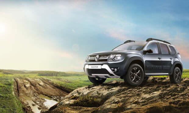 Новая версия Renault Duster - еще более внедорожная
