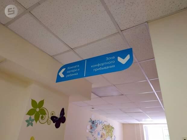 Игровые комнаты появятся в 20 детских поликлиниках Удмуртии
