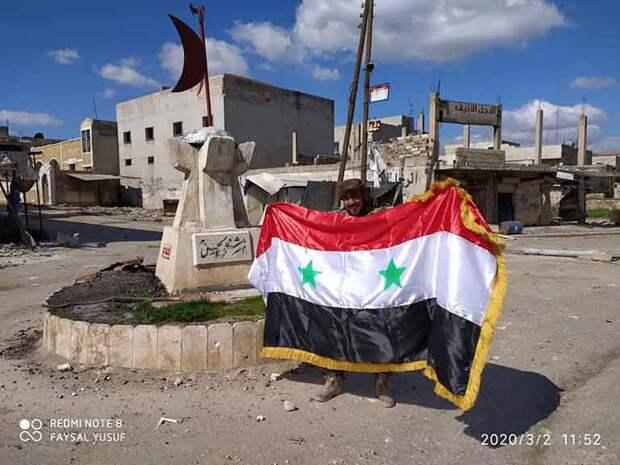 Сводка боевых действий в Сирии 11 09 2020