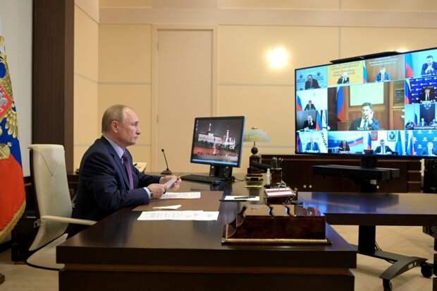 Путин отрегулировал цены на газ в Европе