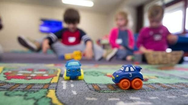 Жителям Подмосковья объяснили преимущества детских мини-садов