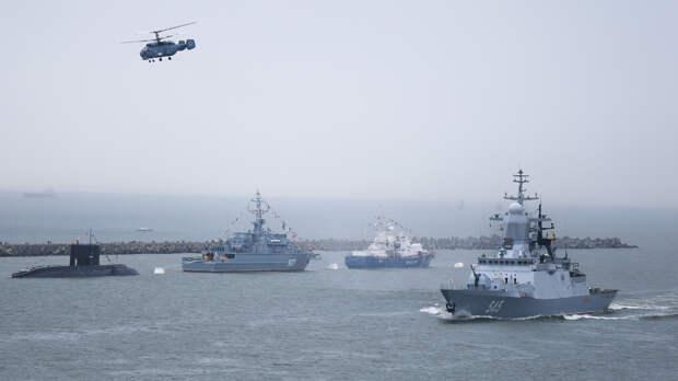 Avia.pro: у берегов Сирии замечена странная активность кораблей ВМФ РФ
