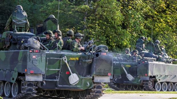 DN: нельзя постоянно откладывать — в Швеции на военных учениях несколько солдат подхватили коронавирус