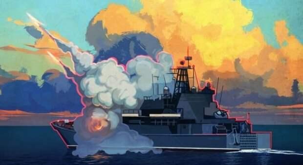 Провокация США в Черном море обернулась двойной контратакой РФ