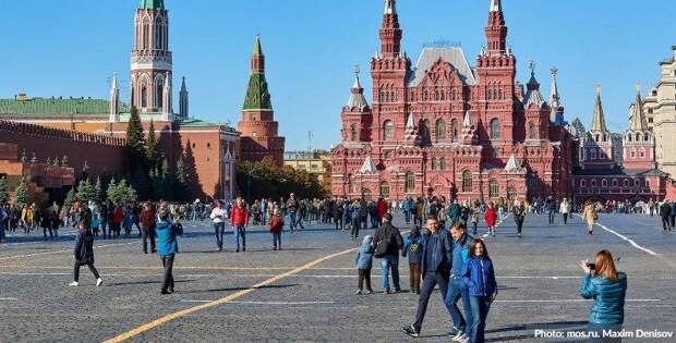 Сергунина: Определены 10 лучших команд акселерационной программы для туротрасли Фото: Максим Денисов mos.ru