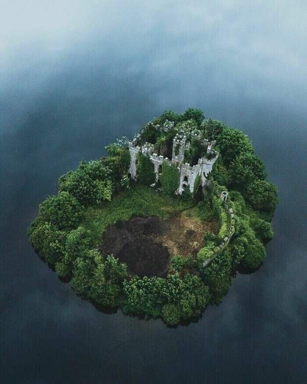 30 лучших фотографий заброшенных мест, от которых мурашки бегут по коже
